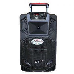 Loa kẹo kéo karaoke bluetooth di động KTV SS1-12 - Hàng chính hãng