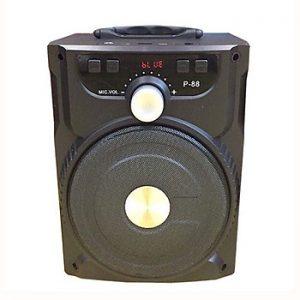 Loa kẹo kéo xách tay bluetooth karaoke p88 kèm 1 micro dây