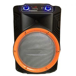 Loa kẹo kéo karaoke bluetooth ED-15Q - Hàng nhập khẩu