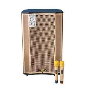 Loa kẹo kéo karaoke bluetooth KTV GD 15-07 - Hàng chính hãng