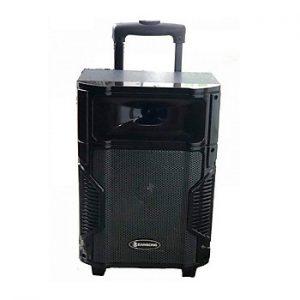 Loa kẹo kéo karaoke Bluetooth Zansong 0880 kèm 1 Micro không dây