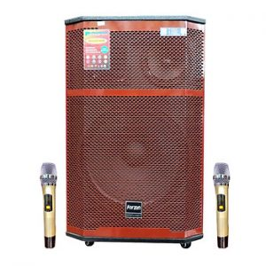 Loa kẹo karaoke bluetooth karaoke bluetooth Forzen F-1568 - Hàng chính hãng