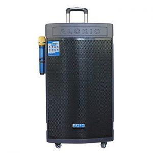 Loa kẹo kéo karaoke bluetooth Alokio WML-G95 - Hàng chính hãng