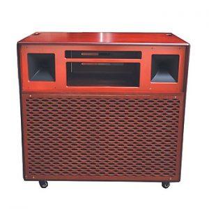 Vỏ thùng loa tủ loa kéo di động T 1200 HẢI TRIỀU  (hàng chính hãng)