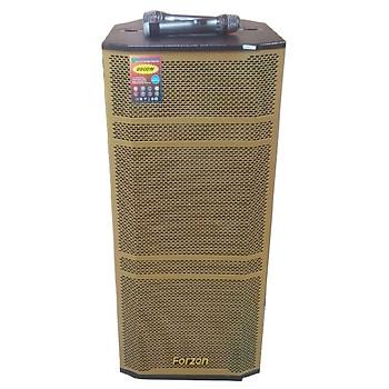 Loa kẹo karaoke bluetooth karaoke bluetooth Forzen 215B - Hàng chính hãng