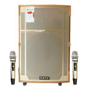 Loa kẹo kéo karaoke bluetooth di động KTV SG4-18 - Hàng chính hãng