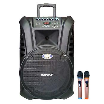 Loa kẹo kéo karaoke bluetooth Ronamax S15 - Hàng chính hãng