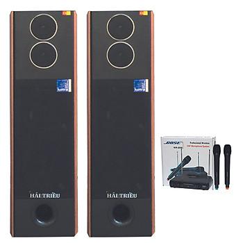 Loa đứng karaoke 339 HẢI TRIỀU (hàng chính hãng)