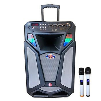 Loa kẹo kéo karaoke bluetooth Ronamax L15A - Hàng chính hãng