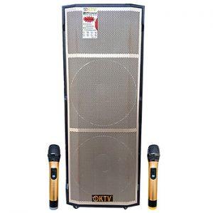 Loa kẹo kéo karaoke bluetooth KTV GD 215-13 - Hàng chính hãng