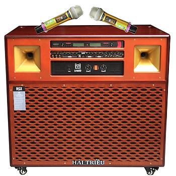 Loa tủ loa kéo di động karaoke PA - 5500 HẢI TRIỀU (HÀNG CHÍNH HÃNG)