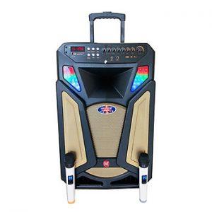 Loa kéo di động Ronamax U15A 4 Tấc - Công suất lớn, âm thanh cực to, hát karaoke cực đã - Hàng chính hãng
