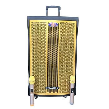 Loa kẹo kéo karaoke bluetooth Ronamax MT15 - Hàng chính hãng