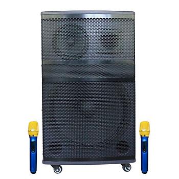 Loa kẹo kéo karaoke bluetooth Alokio WML-R95 - Hàng chính hãng
